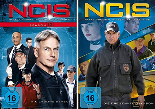 Navy CIS - Seasons 12+13 (12 DVDs)