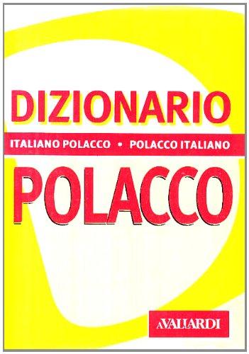 Dizionario polacco. Italiano-polacco, polacco-italiano