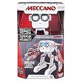 Meccano–6031222–Juego de construcciónMicronoid Rojo/Blanco
