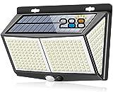288 LED Luz Solar de Exterior, Salandens Mejoradas Paquetes Luces Solares...