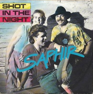 Shot In The Night Saphir