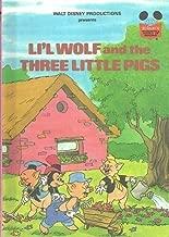 Walt Disney Productions Presents Li'l Wolf and the Three Little Pigs (Disney's Wonderful World of Reading) by Walt Disney Productions (1984-12-31)