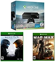 Xbox One 1TB Console - Madden NFL 16 Bundle + Halo 5: Guardians + Mad Max