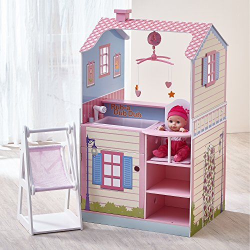 Baby Doll Nursery is the perfect gift for 3 year old girls