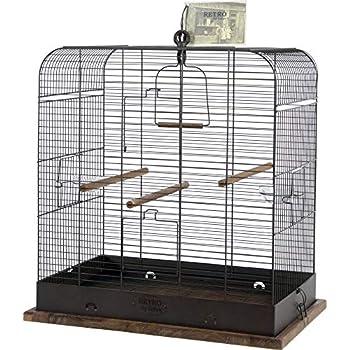 Zolux Cage rétro pour Oiseaux Madeleine
