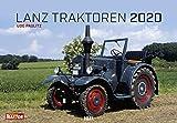 Lanz Traktoren 2020: Historische Ackerschlepper aus Mannheim - Udo Paulitz