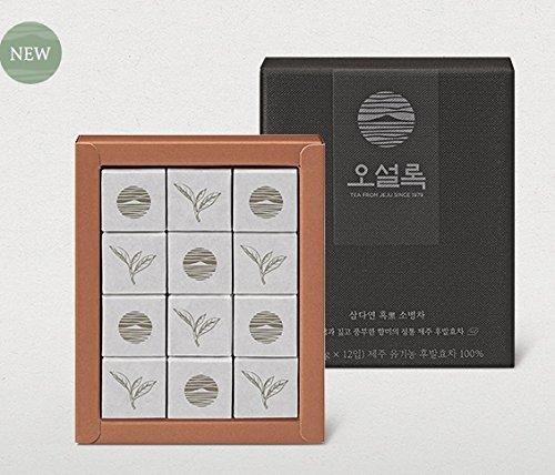 Osulloc Samdayon (post-fermentierter Tee) aus Jeju / 삼다연 60g