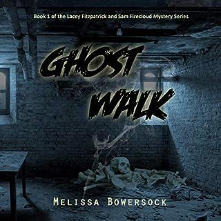 Ghost Walk  audiobook cover art