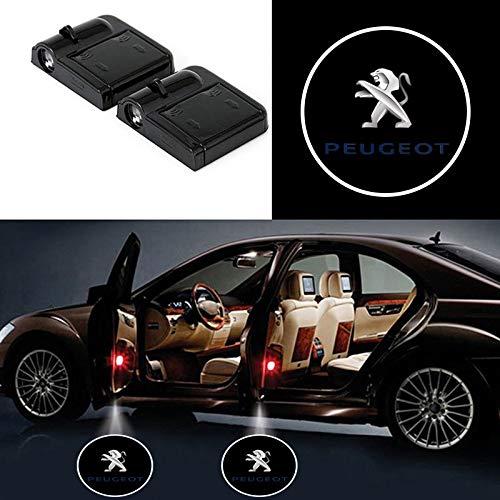 2pcs PEUGEOT Carbon Fiber Car Styling Accessories Seat Belt Shoulders Pad Truck Cover 206 207 307 301 308 408 508 3008