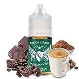 E-Liquid DON JUAN CAFE CONCENTRADO | 30ML TPD | DON JUAN CAFE CONCENTRADO| Sin Nicotina: 0MG | E-Liquido para Cigarrillos Electronicos - E Liquidos para Vaper 70/30