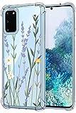 Oihxse Transparent Coque pour Samsung Galaxy A20S Souple TPU Silicone Protection Etui Air ...