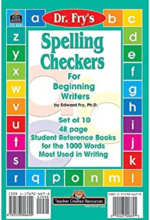 Spelling Checkers by Dr. Fry