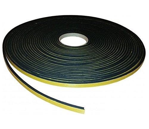 Haarband met borgband, antislip, voor WPC/aluminium/hout ZW. Gestoorde UK en hal, tegen en kinderski's zelfklevend van 0,99 & # x20AC; / m