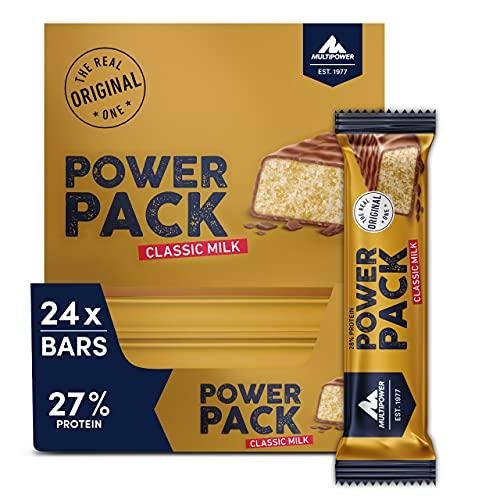 Multipower Power Pack Classic 24 barritas x 35 gr - Sabor - Vainilla