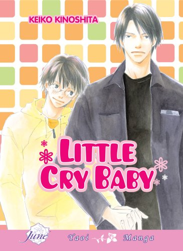 Little Cry Baby (Yaoi Manga) (English Edition)