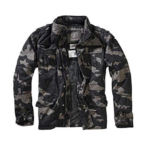 Brandit Britannia Winter Jacket darkcamo Gr. XL Art. 9390-4-XL