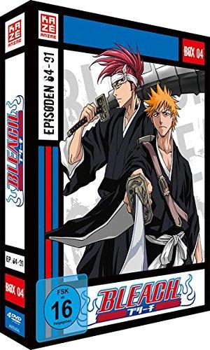Bleach TV Serie - Box 4 - [DVD]