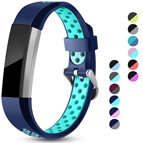 Maledan Competible with Alta HR/Alta and Ace Bands, Replacement Accessory Sport Bands with Air Holes