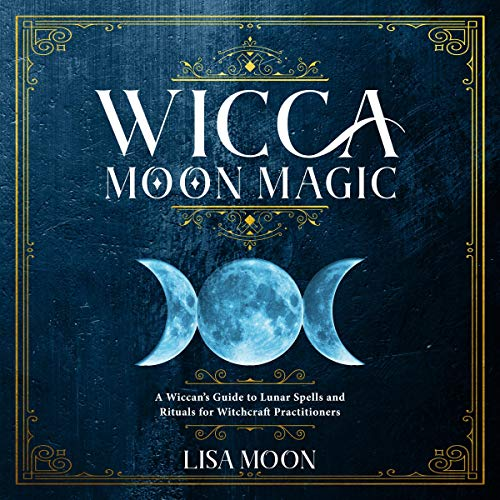 Wicca Moon Magic  By  cover art