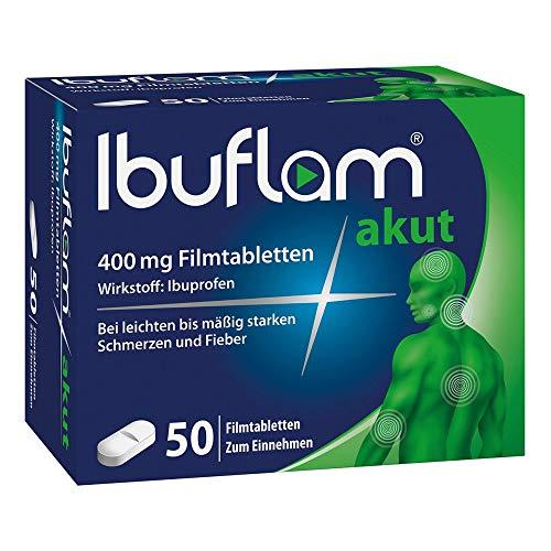 Ibuflam akut 400 mg Filmtabletten, 50 St