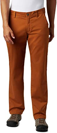 Columbia Men's Ultimate ROC Flex Pant, Water & Stain Resistant Casual