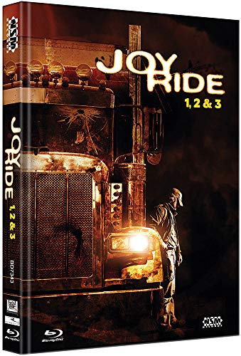 Joy Ride 1-3 [Blu-Ray] - uncut - auf 333 limitiertes Mediabook Cover B