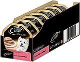 Comida para Perros, pienso húmedo clásico, de Ternera y Ave, Pack de 7 Unidades, (Cada Unidad con...