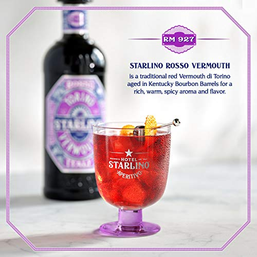 Starlino Rosso Vermouth – italienischer roter Wermut - 8
