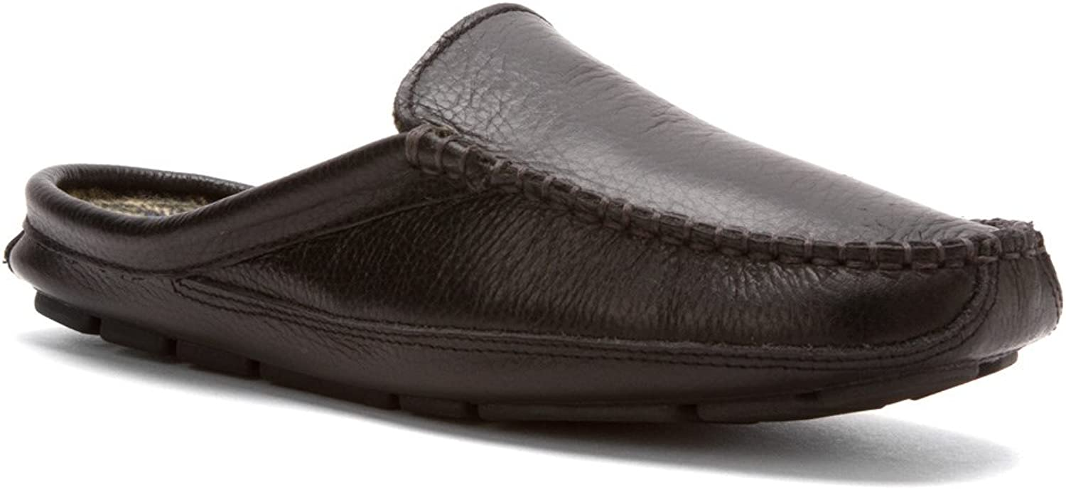 Tempur-Pedic Men's Accretion Black slippers 8 M