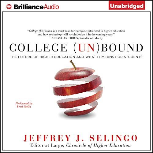 College (Un)Bound audiobook cover art