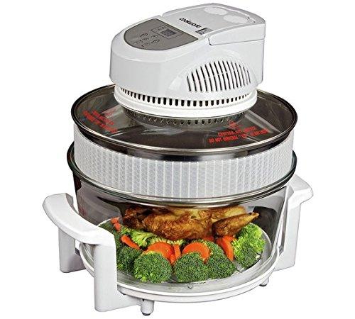 Cookworks–Cazuela Digital Horno Halógeno 1400W tamaño H33, W41,...