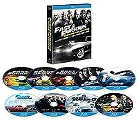 ワイルド・スピード 9ムービー・ブルーレイ・コレクション Blu-ray 9枚組