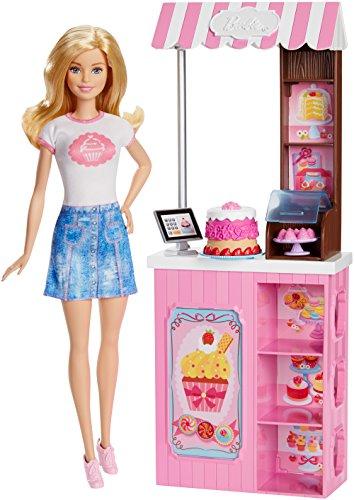 Barbie Muñeca Profesiones Pastelería