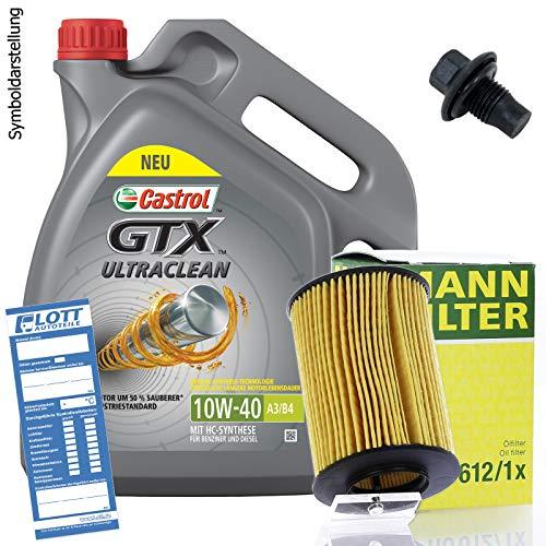 Filtre à huile inspektionsset Nissan intérieur Filtre Set s