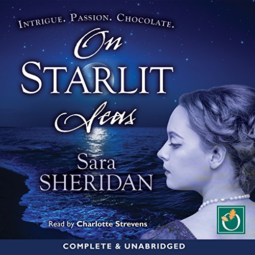 On Starlit Seas audiobook cover art