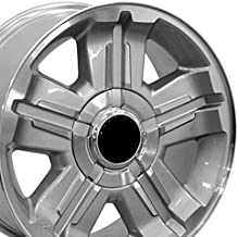 2008 chevy silverado factory rims
