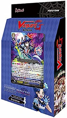 Bushiroad VGE-G-TD08-EN Vampire Princess of the Nether Hour Trial Deck by Bushiroad