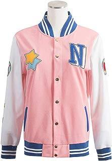 Anime Baseball Jacket Hazuki Nagisa Cosplay High School Uniform Costume