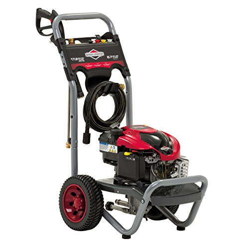 Briggs & Stratton ELITE 2500 Pressure Washer, Grey