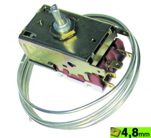 Thermostaat (KG) K59H1313, geschikt voor apparaten van: AEG Bosch Kenwood Küppersbusch.