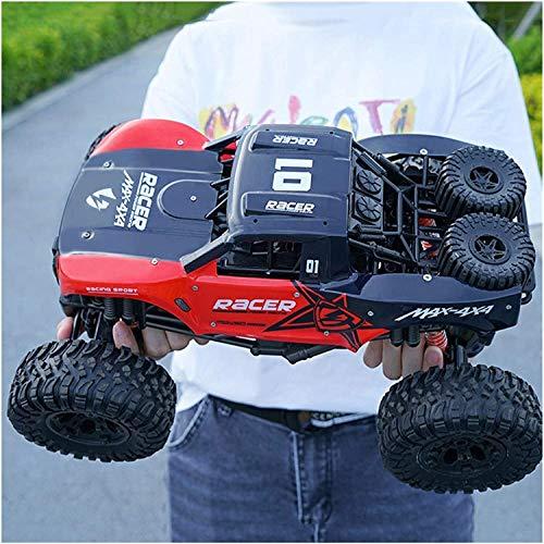 Moerc RC Car TAMAÑO Grande Off Road Remote CONTROPE RACTING Car 1:10 Descuento DE LA Carretera 4WD RC RAC Racing Car High Speed Electric Monster Toy Vehículo 2.4GHz Radio controlado por Radio Buggy