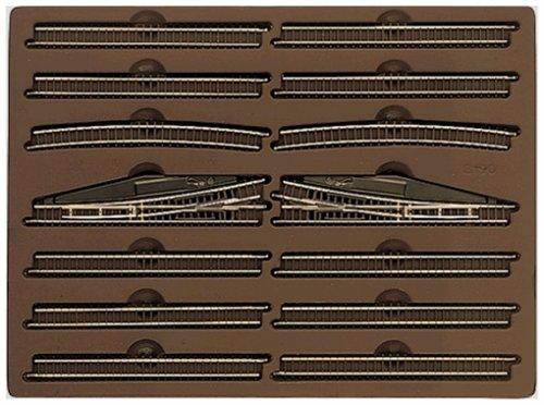 Märklin 8190 - Erweiterungspackung E mit Handweichen, Spur  Z
