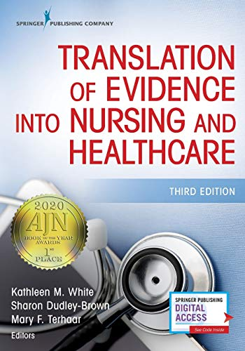 Translation of Evidence Into Nursing and Healthcare, Third Edition