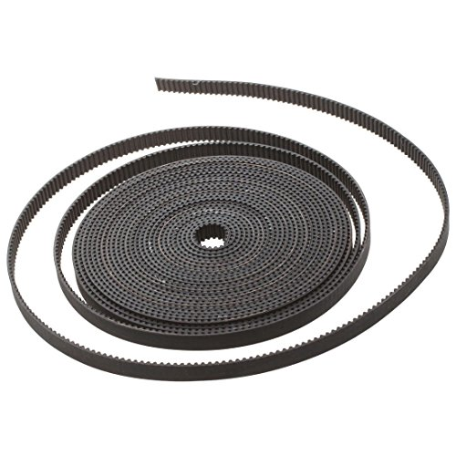 Gesh 5 Meter GT2 2mm Pitch 6mm Wide Timing Belt for 3D Printer CNC Dedicated