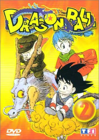 Dragon Ball - Volume 2 - 6 épisodes VF