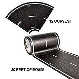 PlayTape Black Road Tape ― Includes Street...