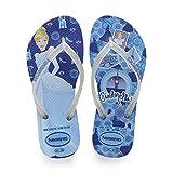 Havaianas Kids Slim Princess, Infradito Unisex Bambini, Multicolore (Blue Star 3847), 29/30 EU