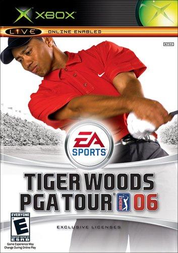 Tiger Woods PGA Tour 06 - Xbox [video game]