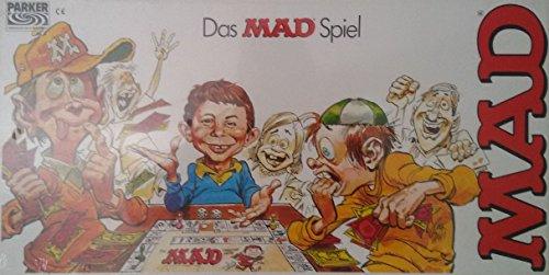 Parker Das MAD Spiel
