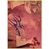 Poster Film Dirty Dancing Poster Und Drucke Kunst Leinwand